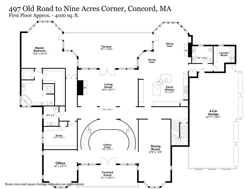 497 Old Rd to Nine Acre Corner, Concord, MA #36