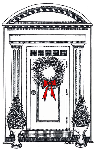 Holiday Door Concord Museum  sc 1 st  Concord MA u2013 Event Juggler & Holiday Door Concord Museum - Concord MA - Event Juggler